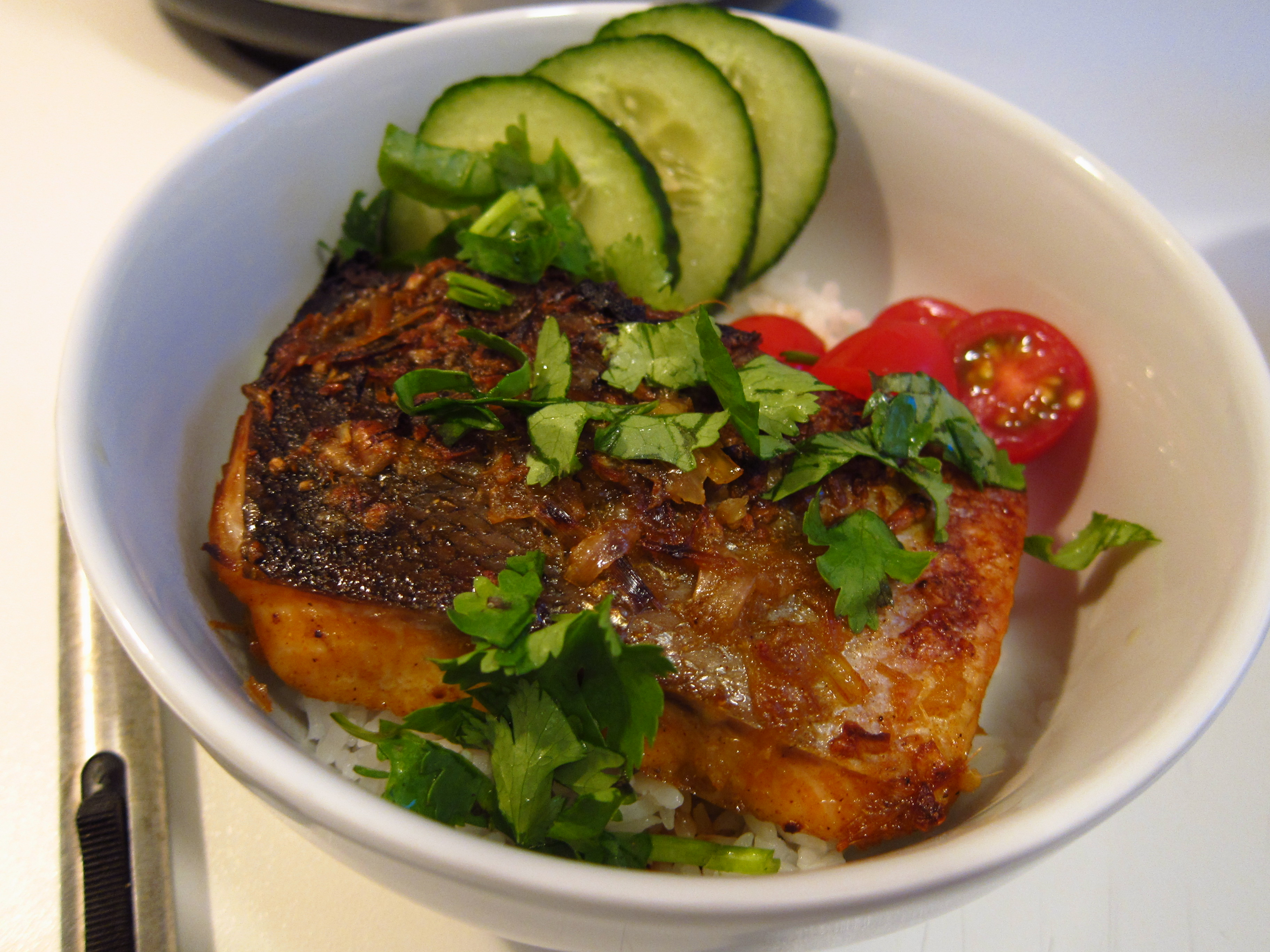 3.Blog_Crispy lemongrass roasted salmon and a night with the BBC iPlayer