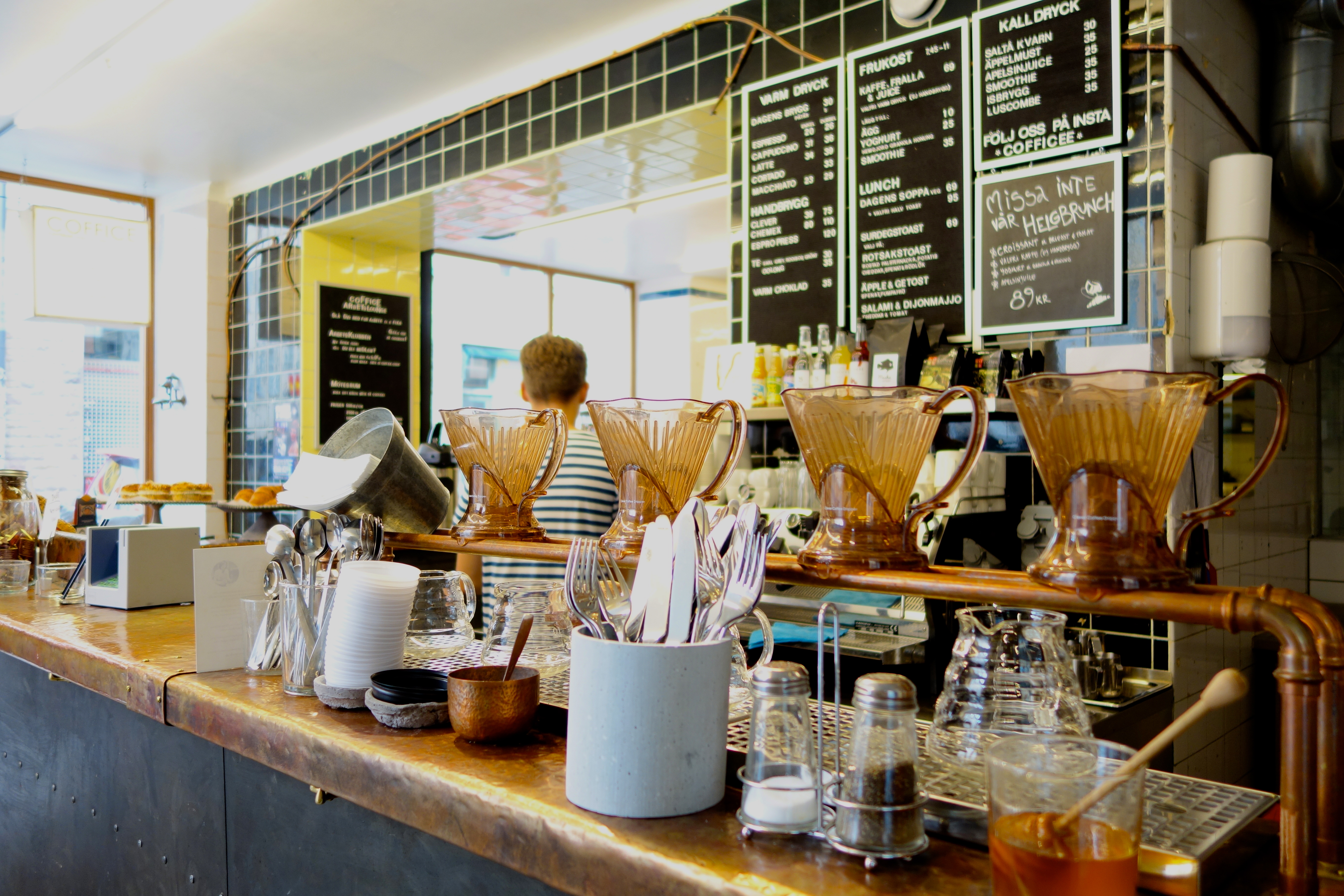 Good Coffee Find Coffice Stockholm Melting Butter