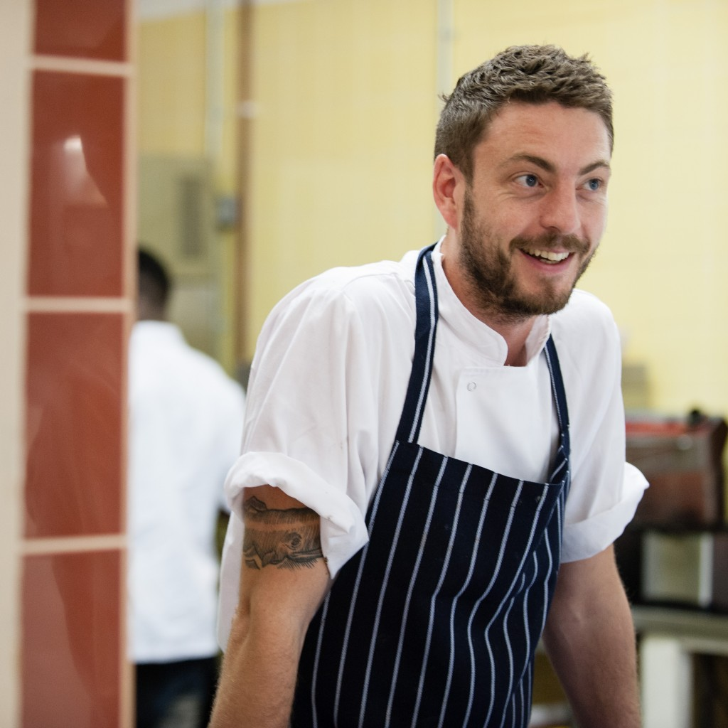 The Curators: L'Entrepot Head Chef Patrick Hanna's Top London Eats | meltingbutter.com