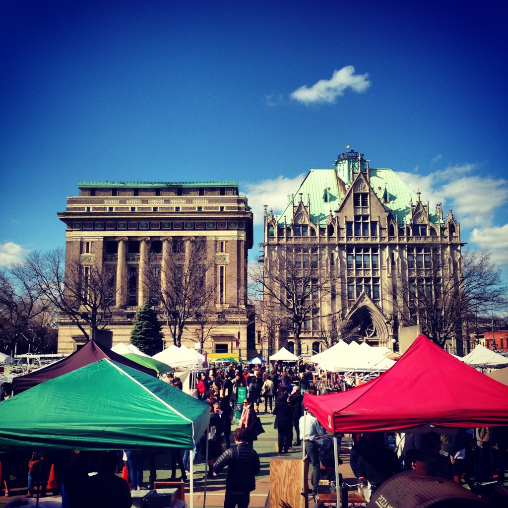 NYC Hotspot Find: Brooklyn Flea at Fort Greene | meltingbutter.com
