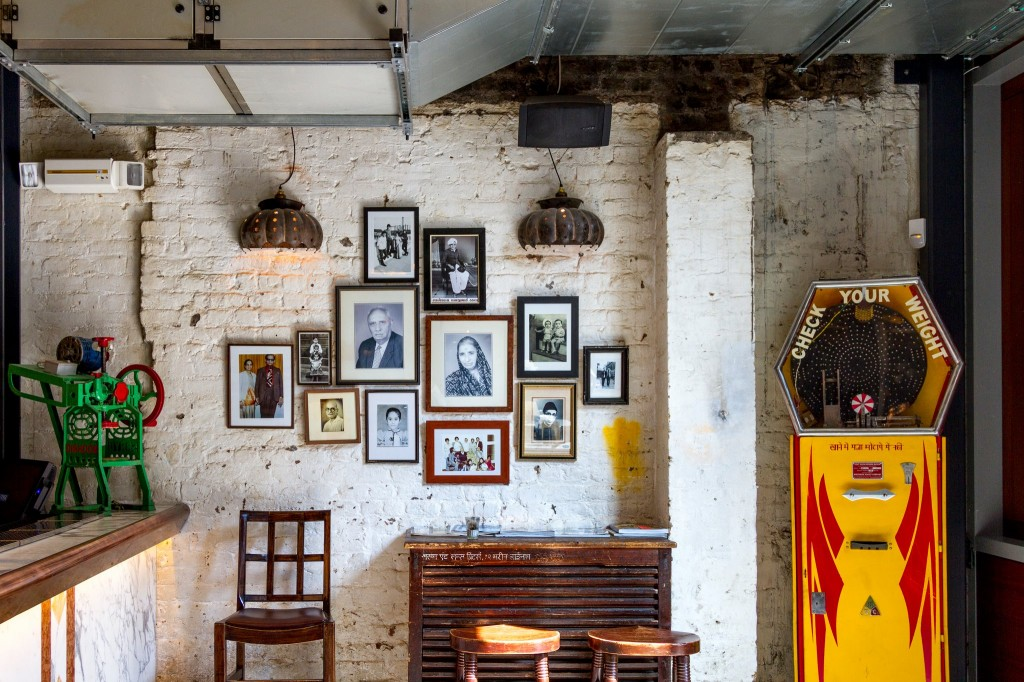 London restaurant find dishoom shoreditch melting for Shoreditch interior design