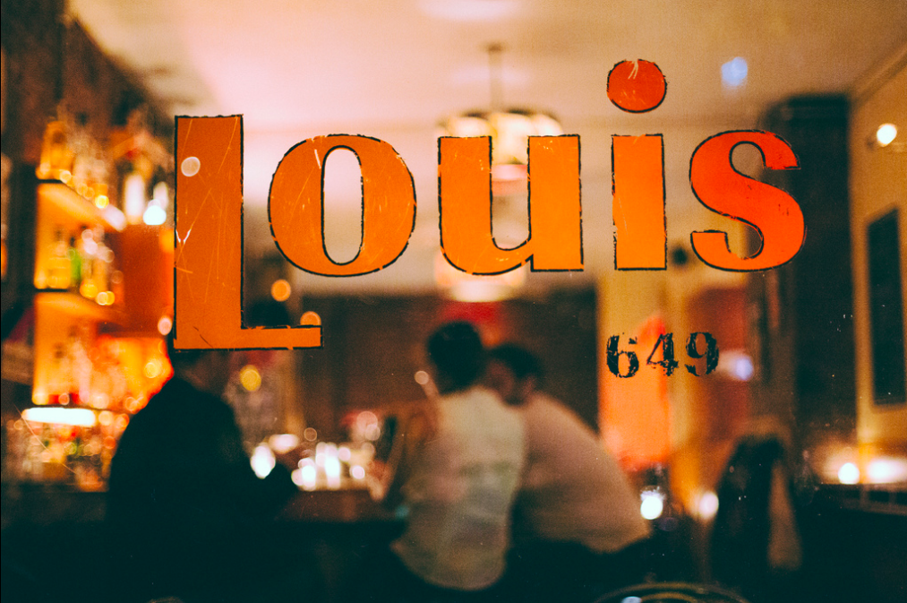 Louis 649 on The Curators: Wallflower's Xavier Herit on Working for Daniel Boulud & NYC's Best Cocktail Bars | meltingbutter.com