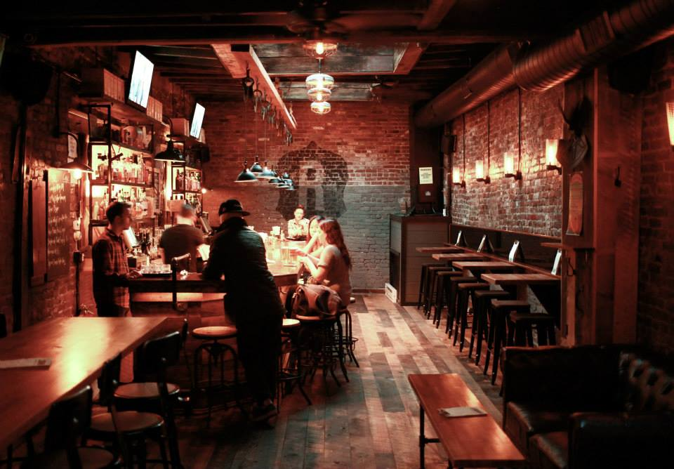 NYC Hidden Bar Find: The Roost - Melting Butter : Melting Butter