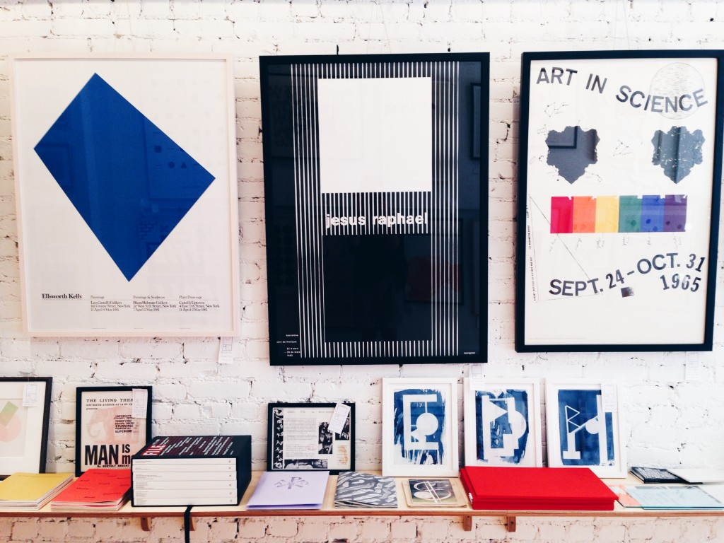 NYC Cool Shop Find: McNally Jackson Picture Room | meltingbutter.com