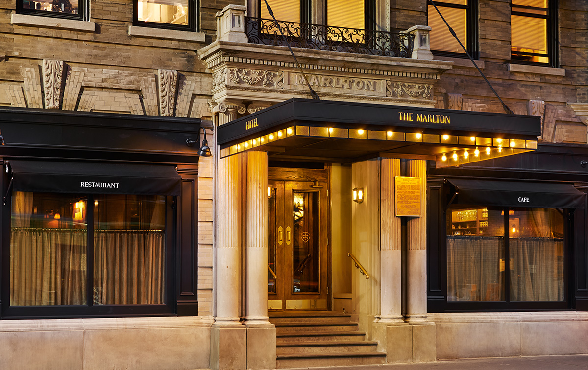 Boutique Hotels In The Village Nyc