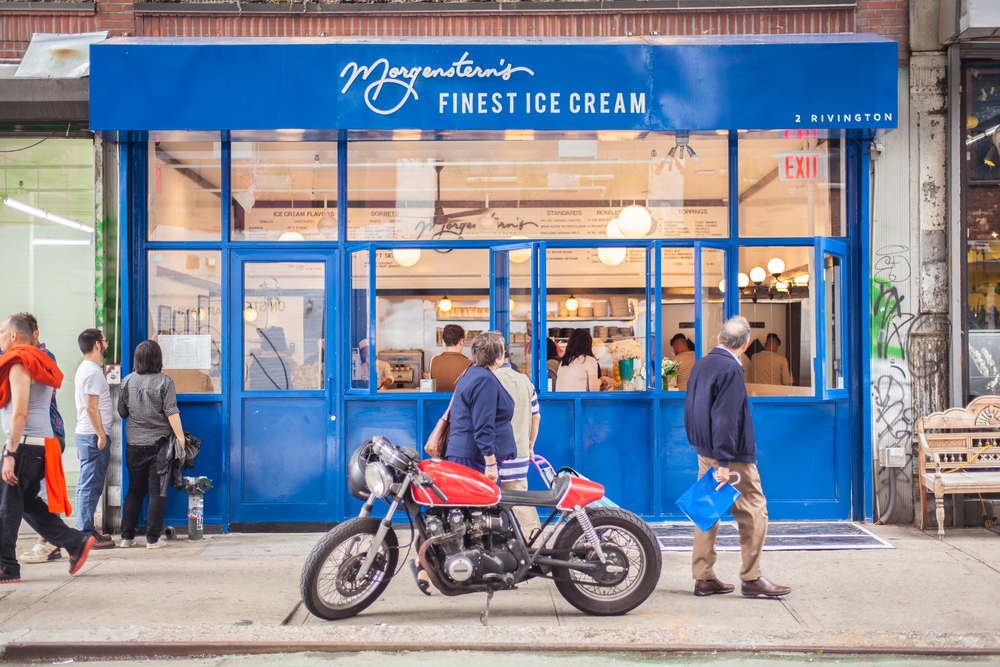 NYC Food Find: Morgenstern's Finest Ice Cream | meltingbutter.com