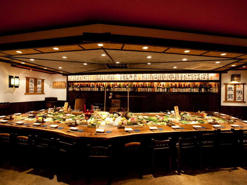7 exceptional nyc restaurants for japanese food buffs for Asian cuisine nyc