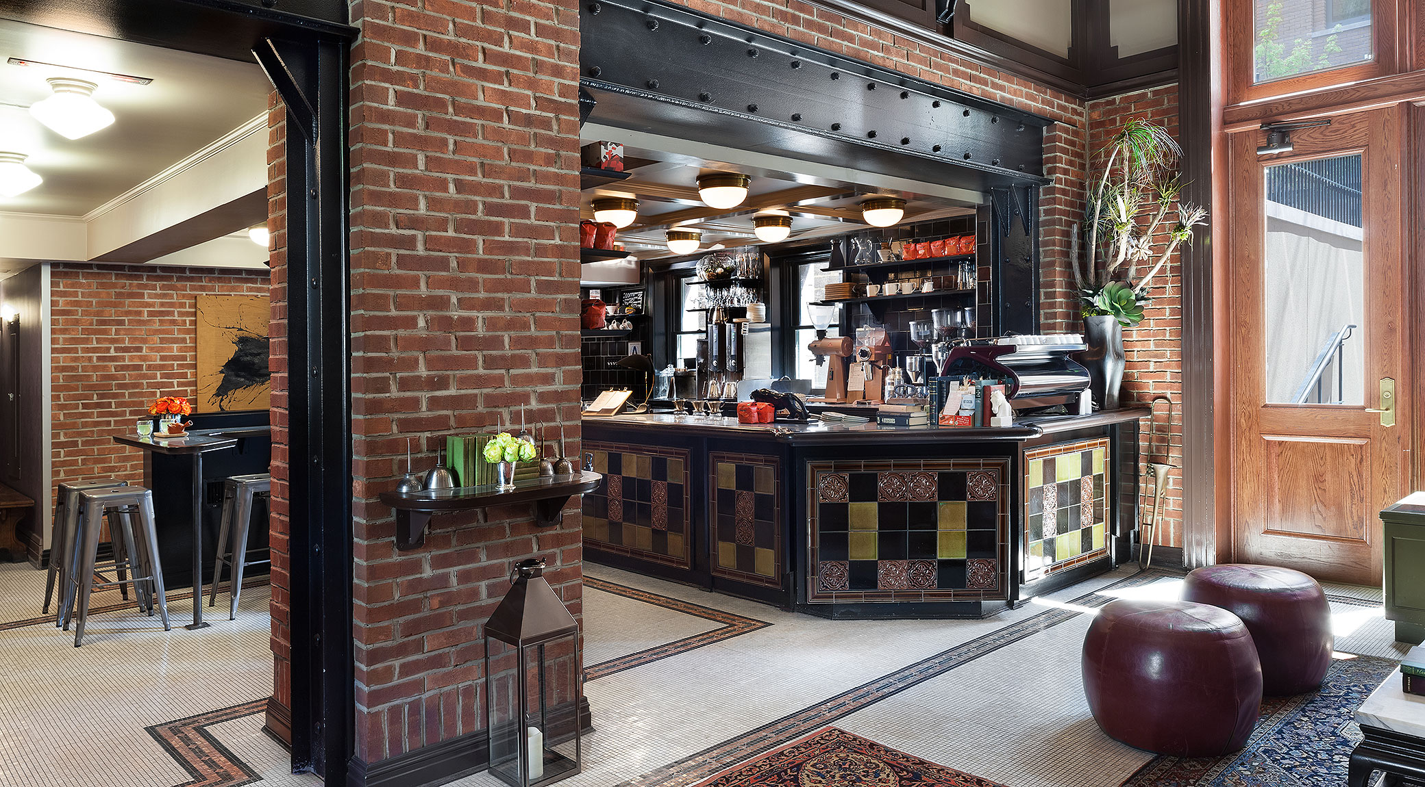 Good coffee find intelligentsia coffee high line hotel for Hotel espresso