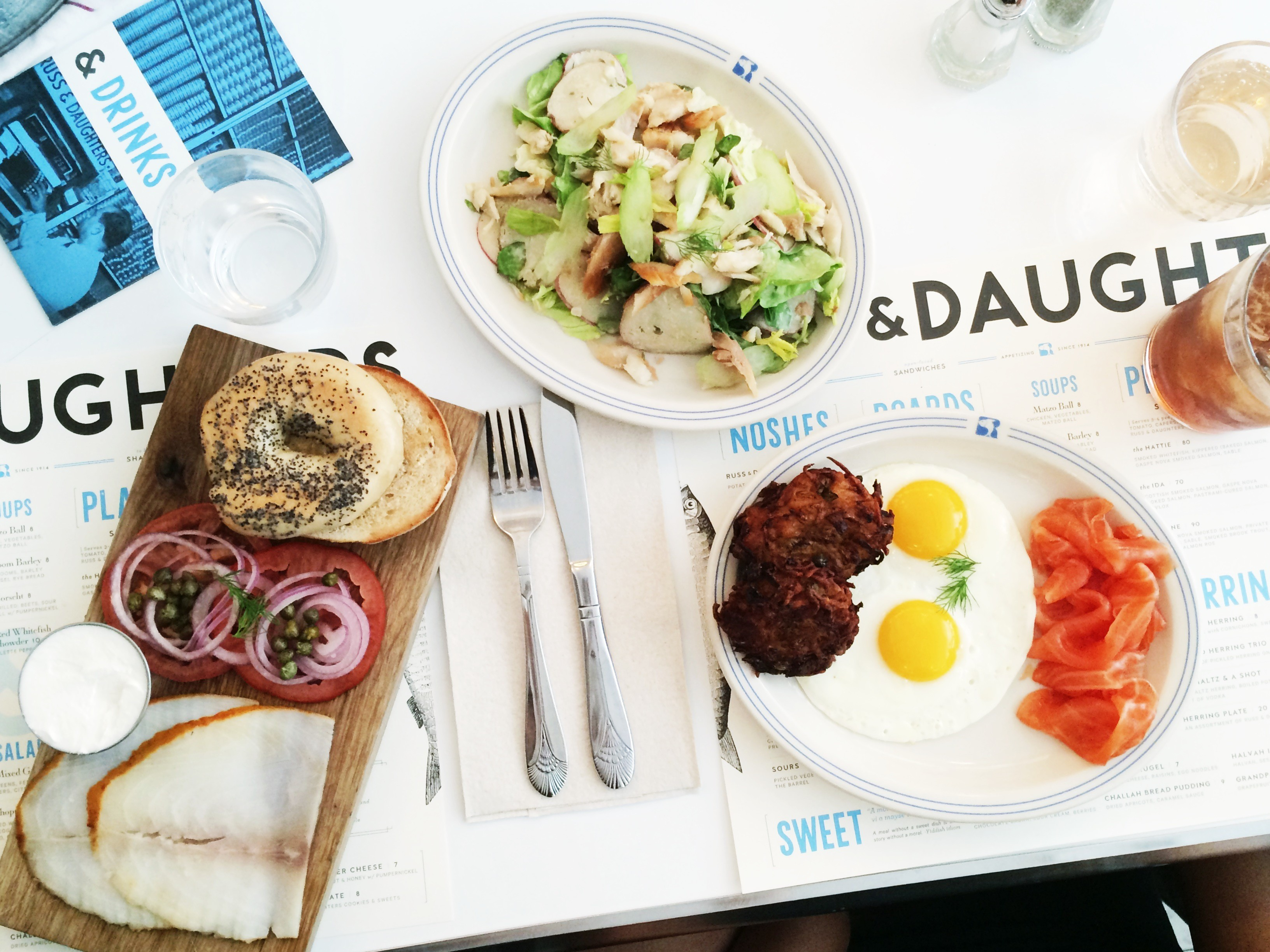 Nicole Franzen NYC Restaurant Guide_Russ&Daughters