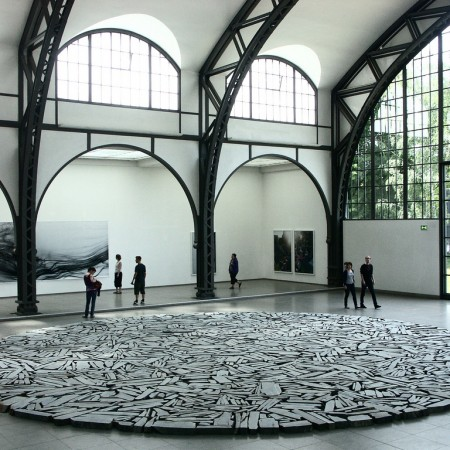 Hamburger Bahnhof Berlin | meltingbutter.com Arts Hotspot_Richard Long Berlin Circle