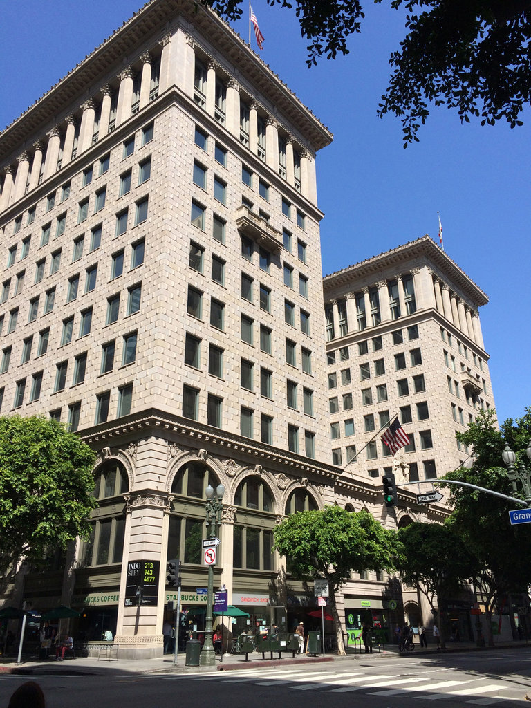 DTLA Guide_Please Do Not Tell | meltingbutter.com Downtown LA City Guide_Pacific Mutual Building