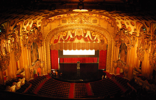 DTLA Guide_Please Do Not Tell | meltingbutter.com Downtown LA City Guide__Los Angeles Theatre