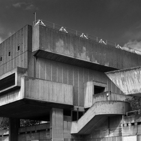 Hayward Gallery London | meltingbutter.com Art Hotspot