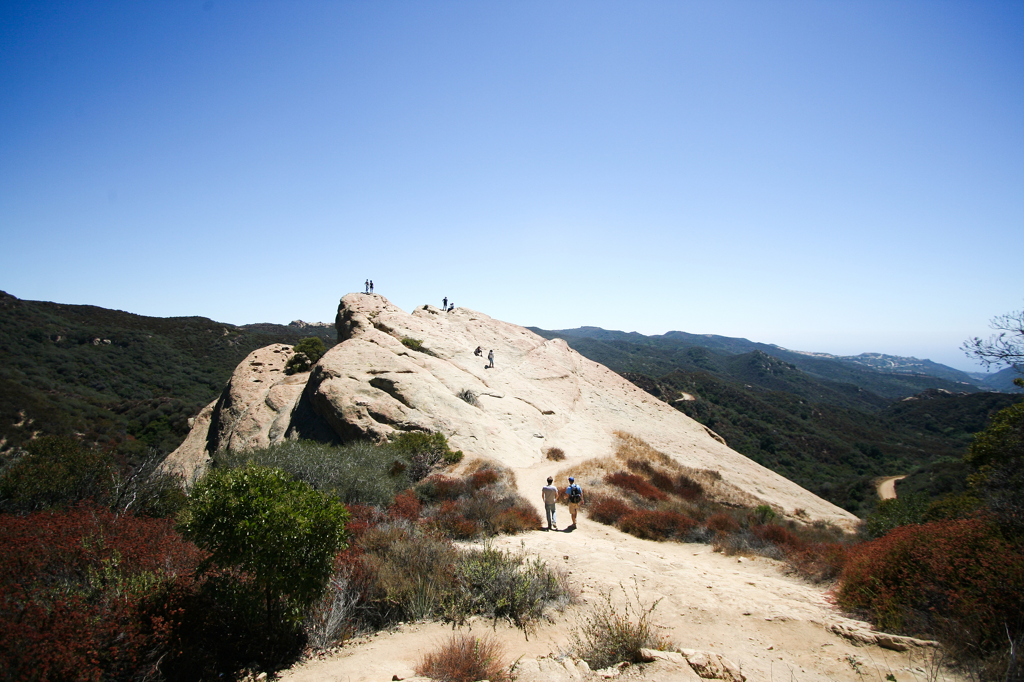 LA City Guide_Depart Foundation Valeria Sorci | meltingbutter.com_Santa Monica Mountains