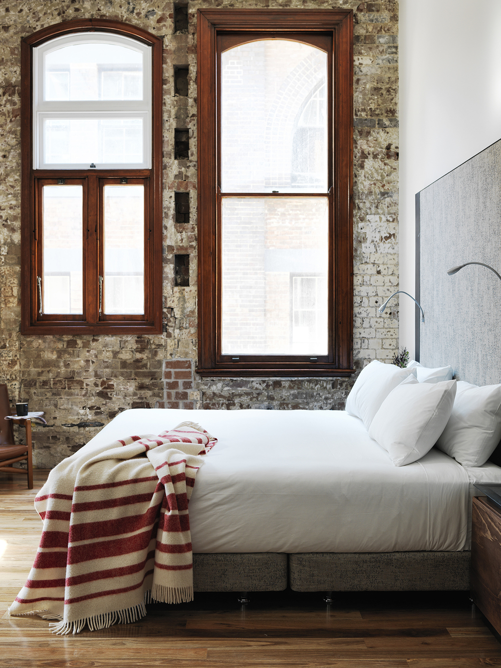 Design hotel find the old clare hotel sydney melting for Design boutique hotel rimini