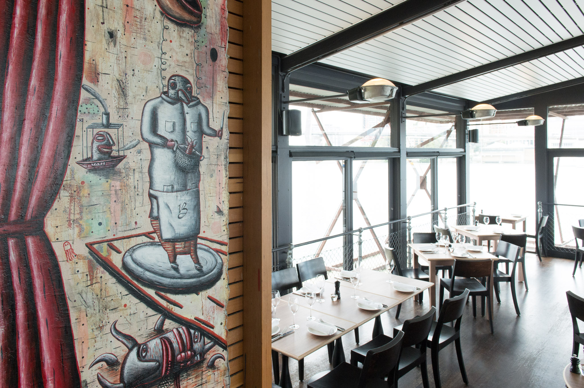 The Boathouse at Blackwattle Bay Sydney - meltingbutter.com Restaurant Hotspot