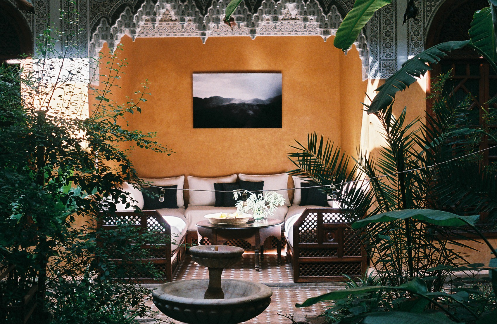 Boutique hotel find riad jardin secret marrakesh for Boutique jardin