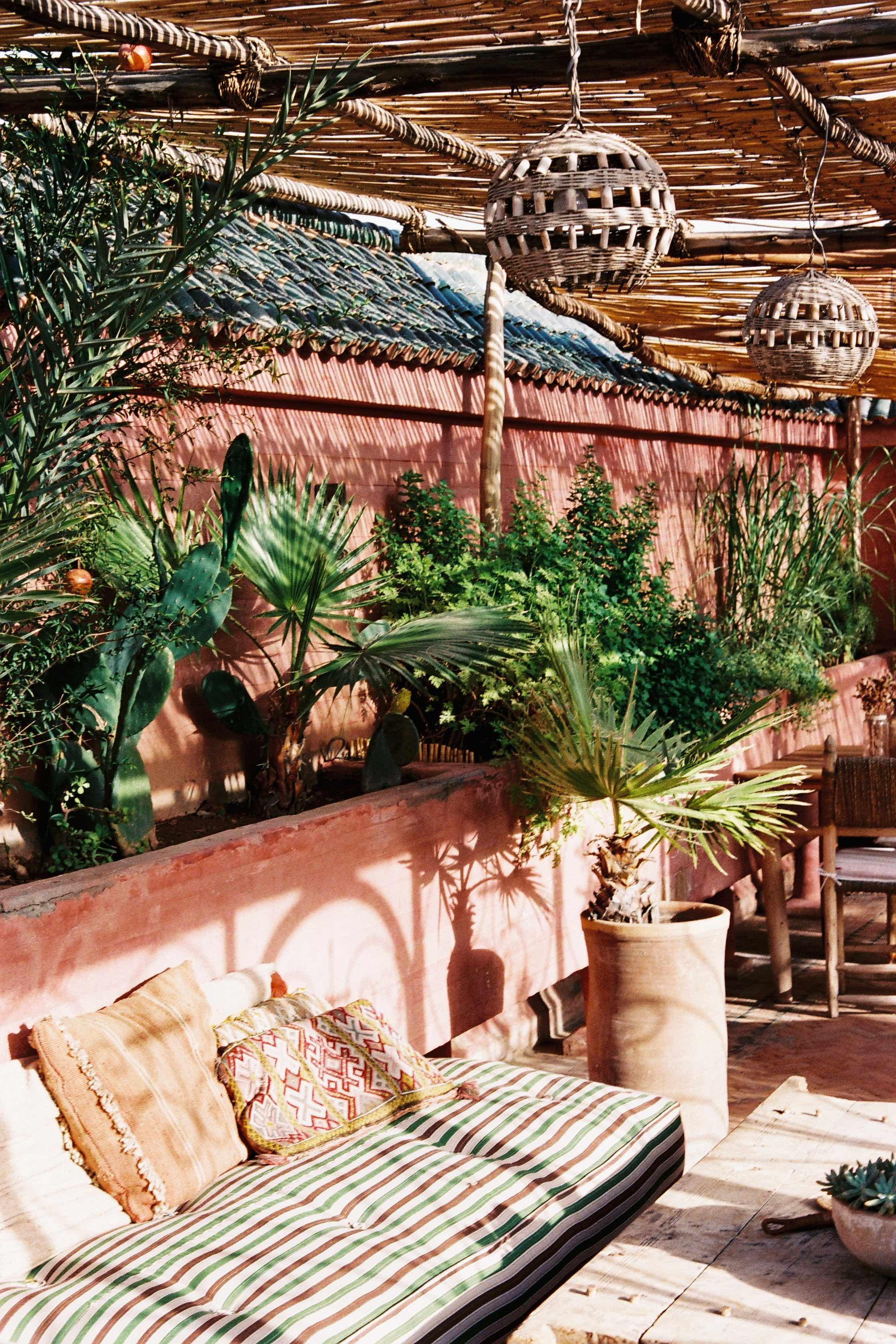 Boutique hotel find riad jardin secret marrakesh for Jardin marrakech