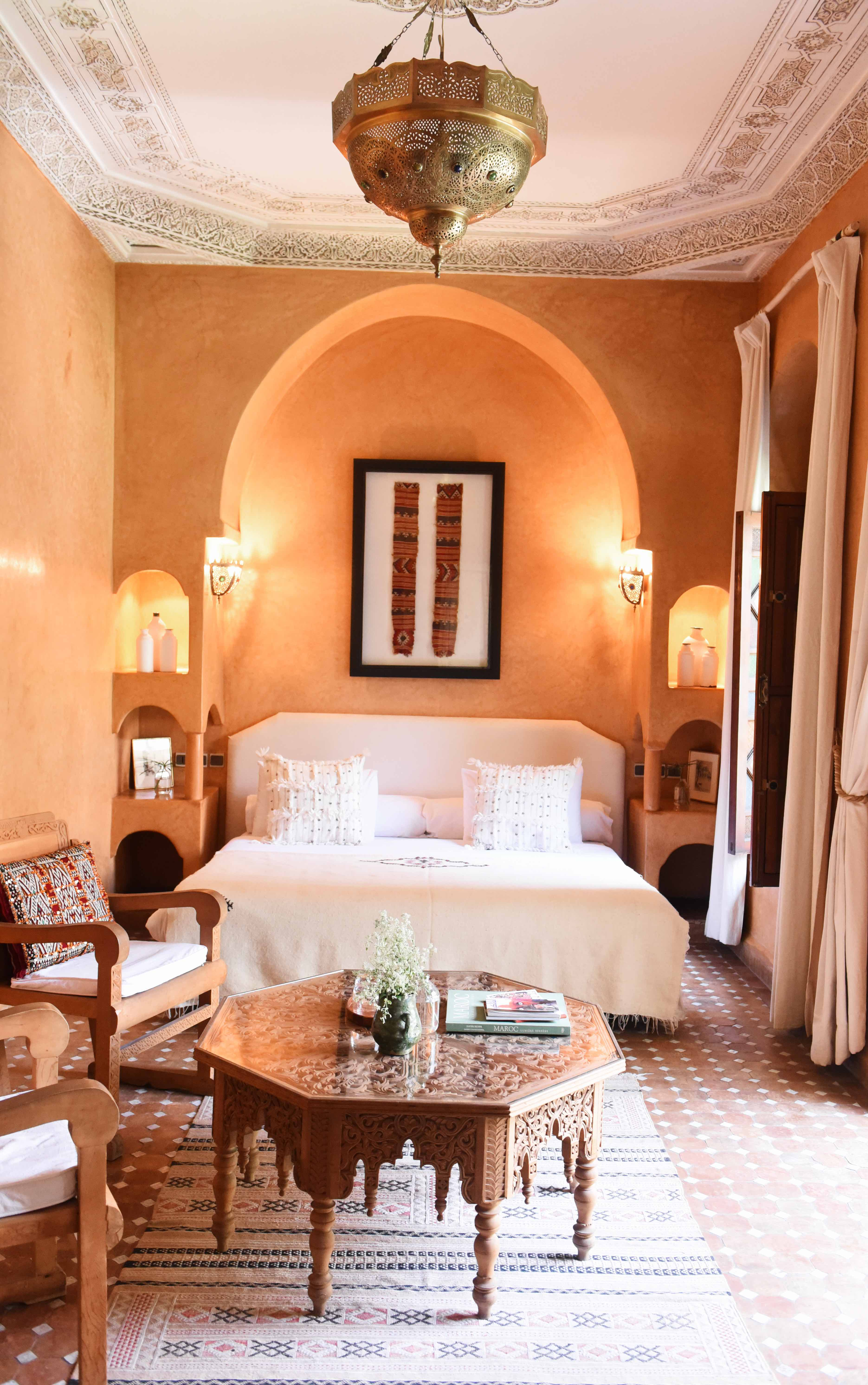 Boutique Hotel Find Riad Jardin Secret Marrakesh Melting Butter
