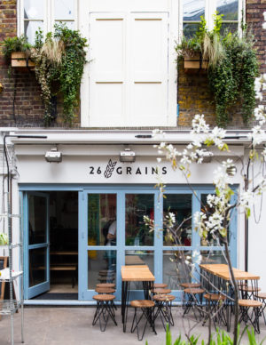 000. 26 Grains London - meltingbutter.com - Restaurant Find
