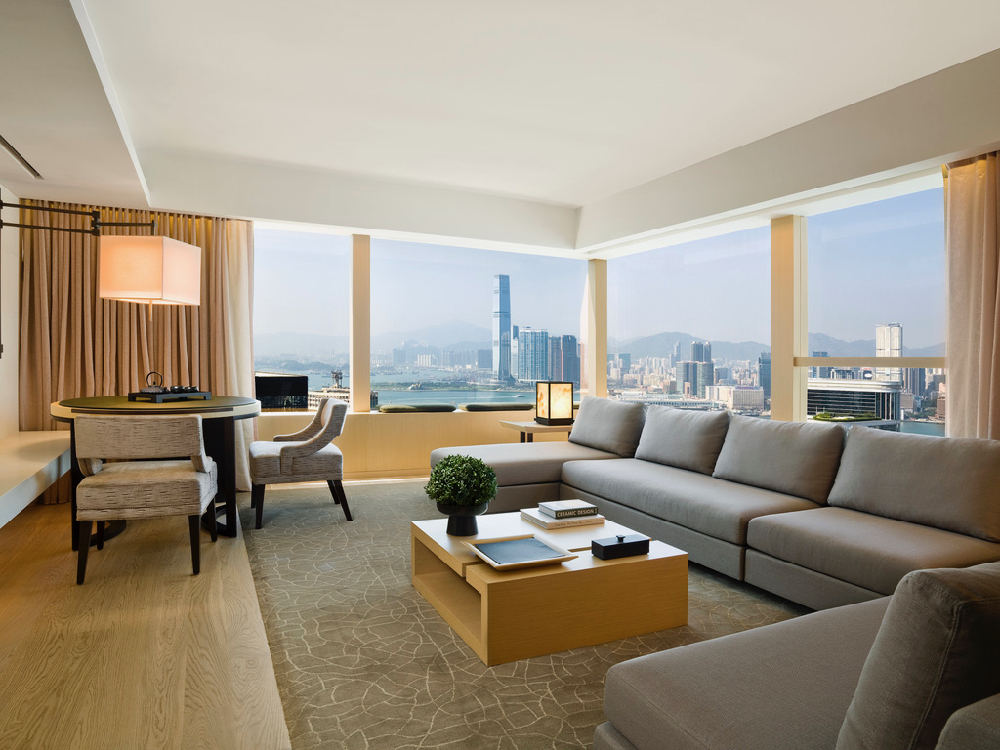 meltingbutter.com Hotel Find: Upper House Hong Kong