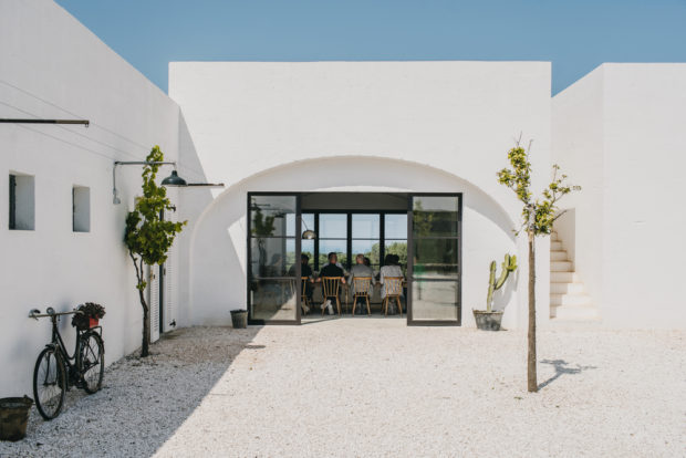 Bed & Breakfast Find: Masseria Moroseta Puglia