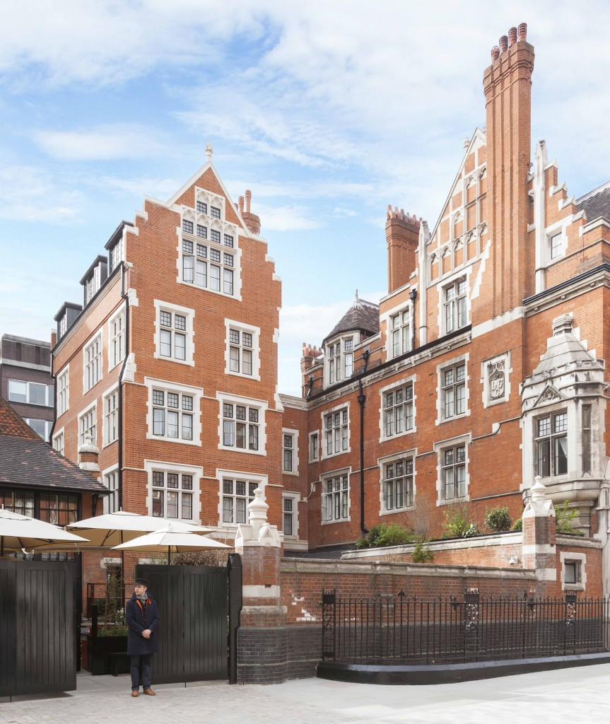 Chiltern Firehouse London Meltinger Hotel Hotspot