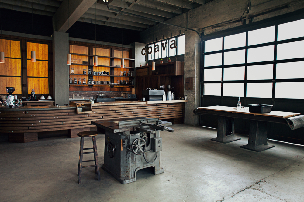 Good Coffee Find Coava Portland Melting Butter