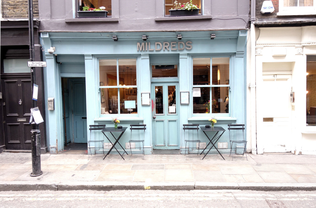 Image result for mildreds london